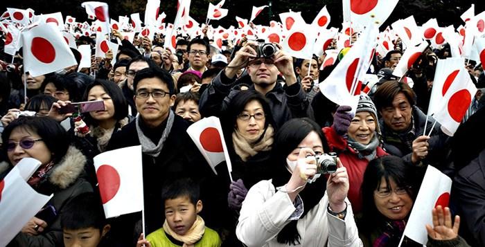 Empregos em alta no Japão