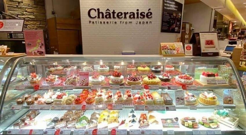 Empregos na Chateraise
